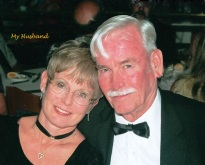 Kathy and Frank Cruise writing